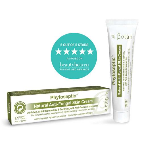 Phytoseptic Anti Fungal Cream 30g