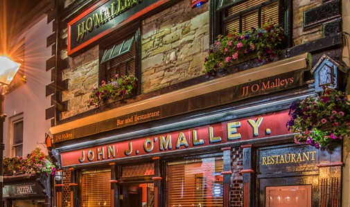 John J. O'Malley's in Westport, County Mayo