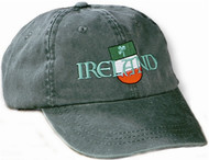 Irish Flag Shield Cap