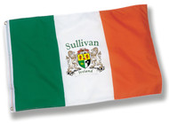 Irish Coat of Arms Ireland Flag - 2x3 | Irish Rose Gifts