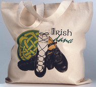 Irish Dance Tote bag | Irish Rose Gifts