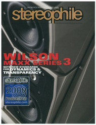 Stereophile - MAXX Series 3