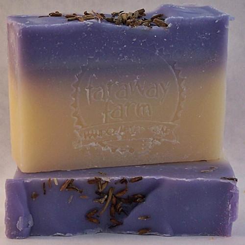 Lavender Lotsa Lather Soap