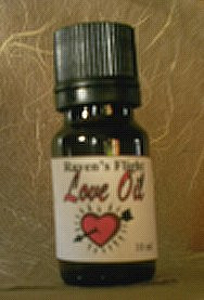 Love Magickal Oil Blend