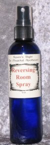 Reversing Room & Body Spray Mist 4 oz