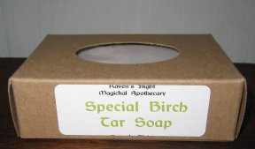 Special Birch Soap