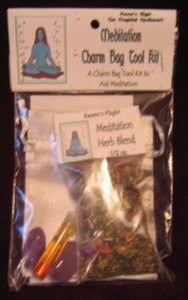 Meditation Charm Bag Kit