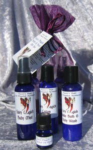 Fairy Magick Body & Soul Gift Set