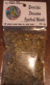 Psychic Dreams Magickal Herb Blend 1/2 oz