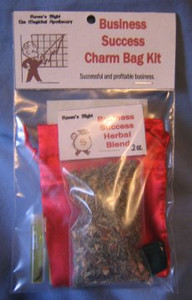 Business Success Charm Bag Spell Kit