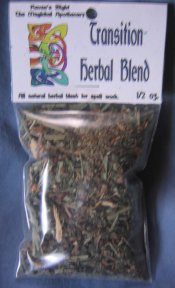 Transition Herb Blend 1/2 oz