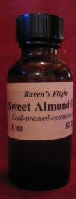 Sweet Almond Oil 1 oz