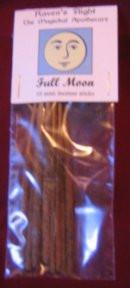 Full Moon Mini Incense Sticks