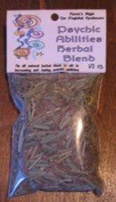 Psychic Abilities Magickal Herb Blend