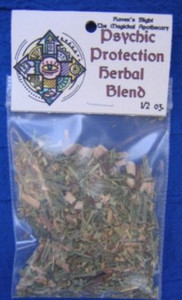 Psychic Protection Magickal Herb Blend