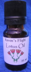 Lotus Magickal Oil Blend
