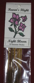 Night Bloom Premium Incense Sticks