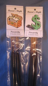 Prosperity Premium Incense Sticks