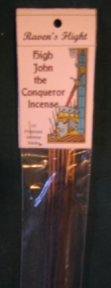 High John the Conqueror Premium Incense Sticks