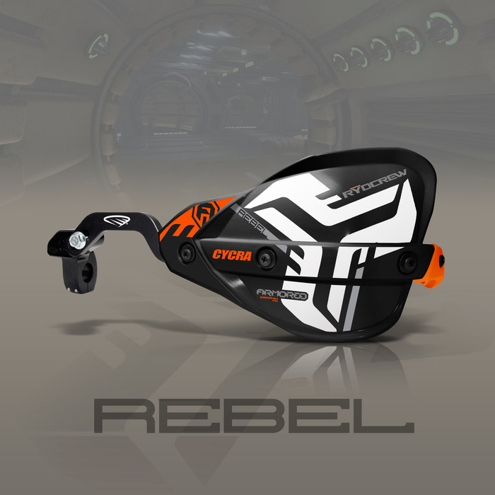 "Rydcrew Rebel Probend CRM Combo for 1-(1/8)"" Bars"