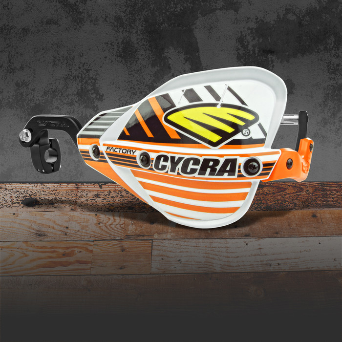 Cycra Probend CRM Handguards Oversize Bar Pack - FACTORY EDITION