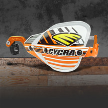 Cycra Probend CRM Handguards Oversize Bar Pack - Orange Bars FACTORY EDITION