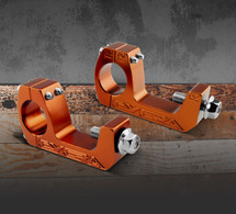 "Cycra U-Clamp Set Orange - ""T2"""