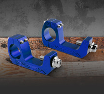 "Cycra U-Clamp Set Blue - ""T2"""