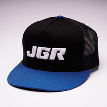 JGRMX Blue Trucker Hat