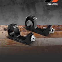 "Cycra U-Clamp Set Black - ""T2"""