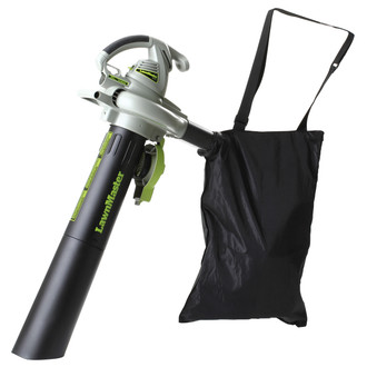 12 Amp / 225 MPH Max Electric Blower / Mulcher / Vacuum