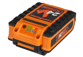 Rechargeable Battery, 24V Max Lithium-Ion, 2.0 Ah