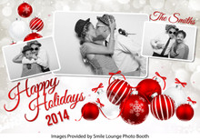 Happy Holiday -  4x6 4 Image - CI Creative