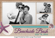 Beach Theme -  4x6 4 Image - CI Creative