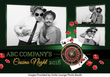 Casino Night-  4x6 4 Image - CI Creative