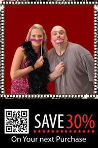 Coupon Promo 3 for 4x6 Perforated Media