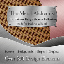 Designer Elements Bundle- The Metal Alchemist