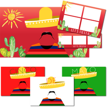 Cinco De Mayo Bundle with Animated GIF
