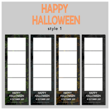 The Photopod Company - Halloween 2x6 Style 1