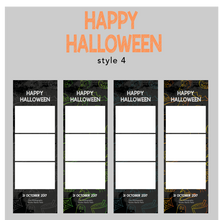The Photopod Company - Halloween 2x6 Style 4