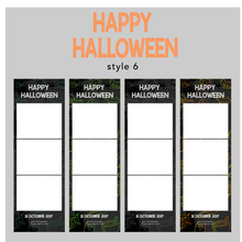 The Photopod Company - Halloween 2x6 Style 6