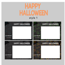 The Photopod Company - Halloween 4x6 Style 1