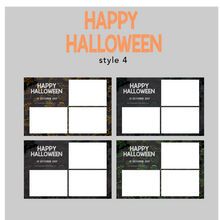 The Photopod Company - Halloween 4x6 Style 4