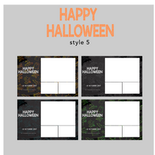 The Photopod Company - Halloween 4x6 Style 5