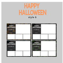 The Photopod Company - Halloween 4x6 Style 6