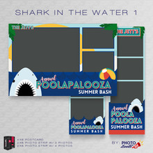 Shark in the Water 1 Bundle - CI Creative