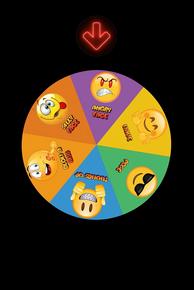Emoji Mirror 3 Image Booth Theme