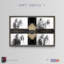 Art Deco 1 4x6 - CI Creative