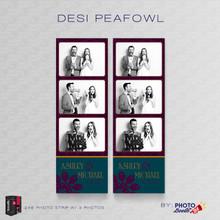 Desi Peafowl 2x6 3Image - CI Creative