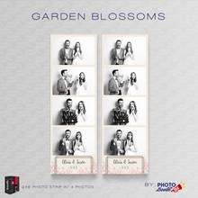 Garden Blossoms 2x6 4Images - CI Creative